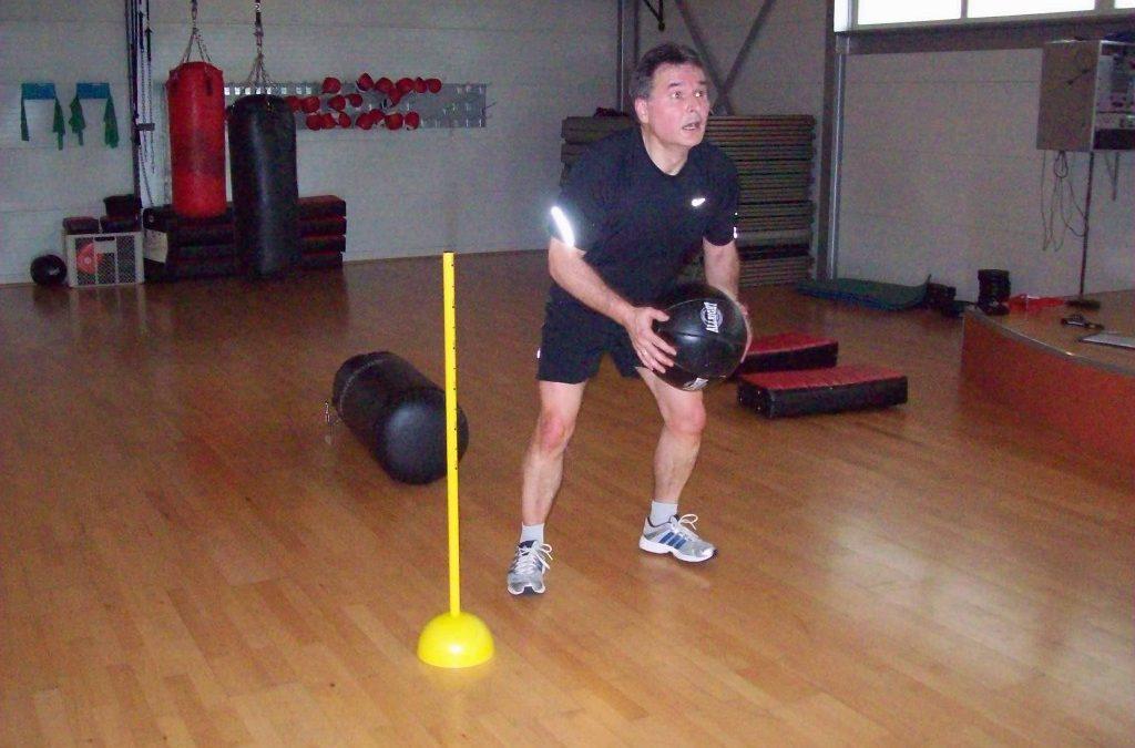 Dinami sports en fitness / FGT met  Bas Snijders februari 2013