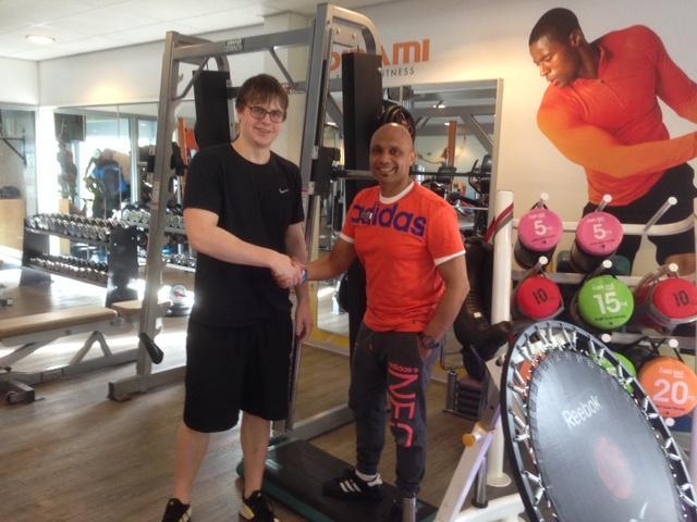 Jory Ooms start SportVitaal plan