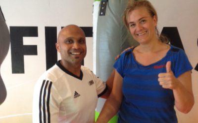 Jeanine Kardux start SportVitaal plan