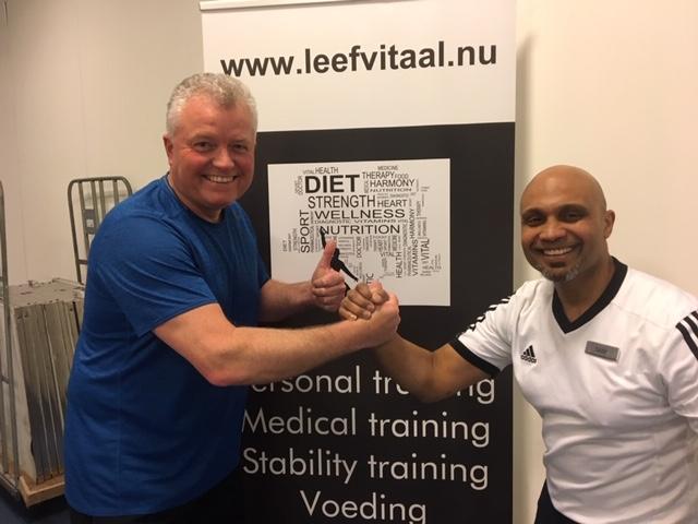 Aad van Oord – start LeefVitaal 14 traject!