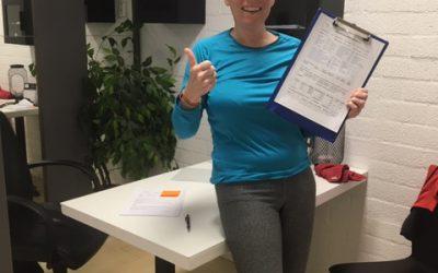 Carin Rombouts – afsluiting LeefVitaalplan!