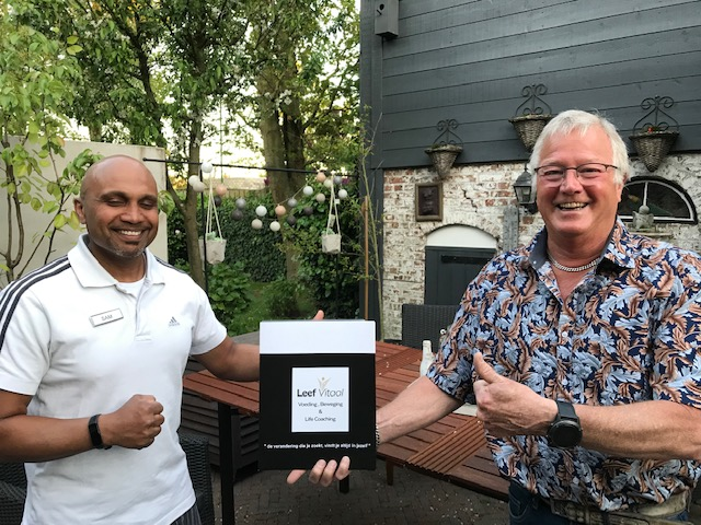 Jan van Hooijdonk – afsluiting LeefVitaalplan!