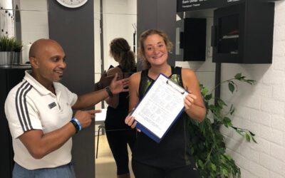 Sharon van Beers- Voedingsplan LeefVitaal