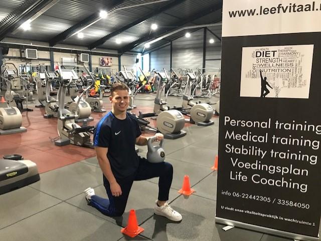 Joey Nagelkerken – Voedingsplan LeefVitaal